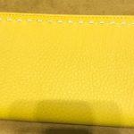 ナガタニ黄色財布