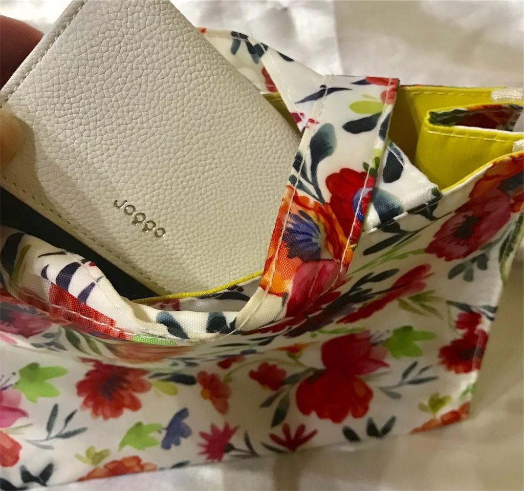小さめバッグに入れる財布