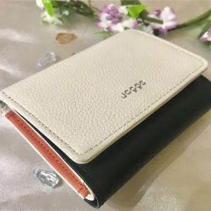 JOGGO(レディース)三つ折り財布はどう?ミニ財布を買ったので口コミ・レビュー