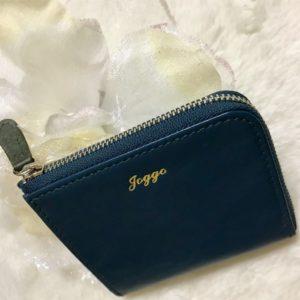 JOGGOのコンパクトウォレット(薄型財布)を買ったのでレビュー!男女兼用でもOK