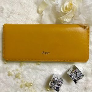 JOGGOのレディース バイカラー長財布を買ってみた!レビューと口コミどんな財布?
