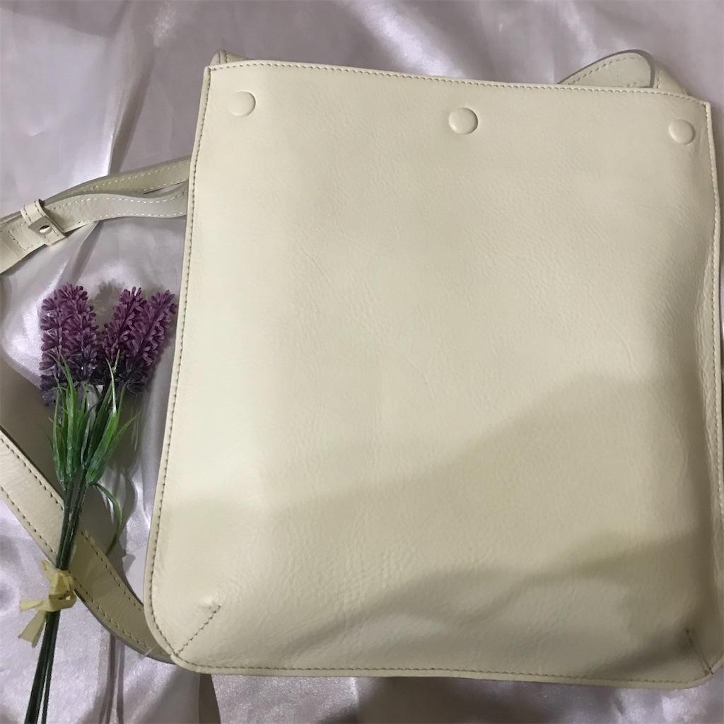 ナガタニポシェット型ミニバッグ
