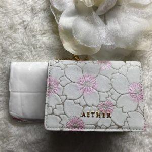 エーテル女性用ミニ財布