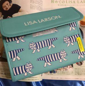 リサ・ラーソンのケース