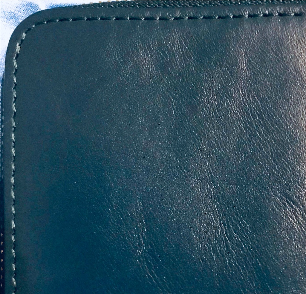 三碧木星の財布